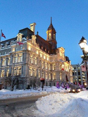 Hotel Appartement Vieux Quebec