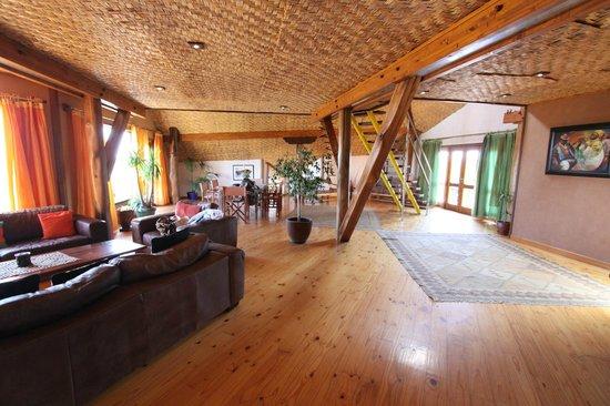 The Stiltz: Downstairs of Villa ONE 