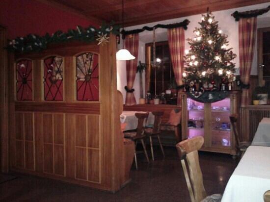 Gasthof Post: dettaglio ristorante