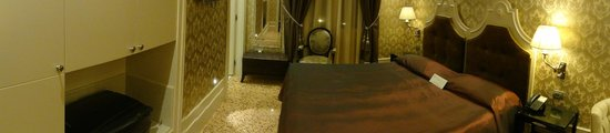 Hotel Moresco: Chambre n°2