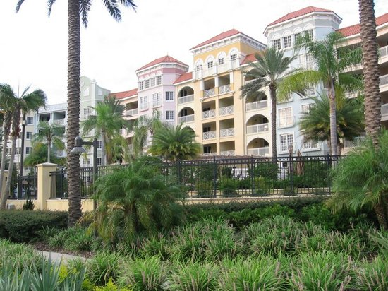 Hammock Beach Resort: resort grounds