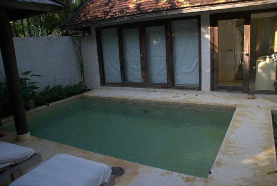เอวาซอน หัวหิน: Plunge pool!