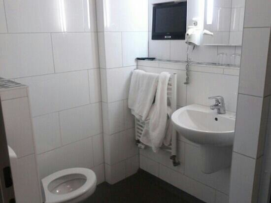 Hotel Jakober Hof : bagno