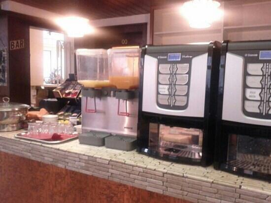 Hotel Jakober Hof : colazione