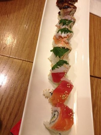 Toku Restaurant: suchi
