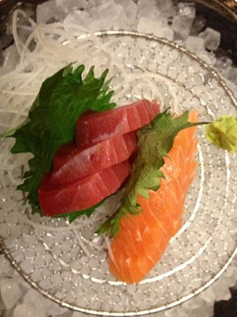 Toku Restaurant: sachimi