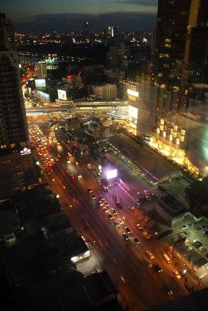 Pullman Bangkok Grande Sukhumvit: Fantastic Views!