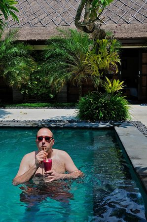 The Zala Villa Bali: I had great time there