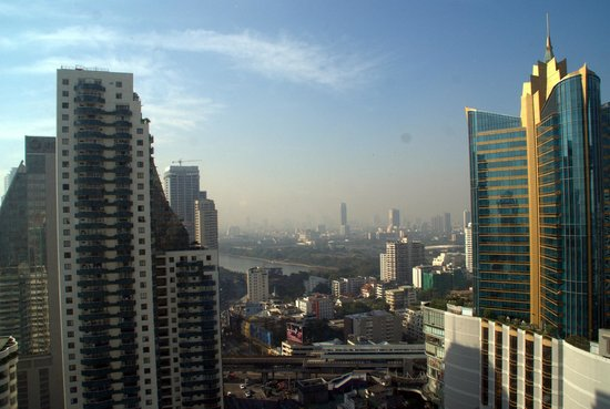 Pullman Bangkok Grande Sukhumvit: More Fantastic views!