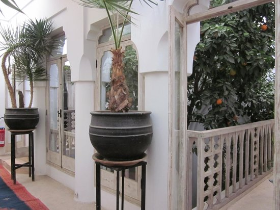 Riad Safa: second floor