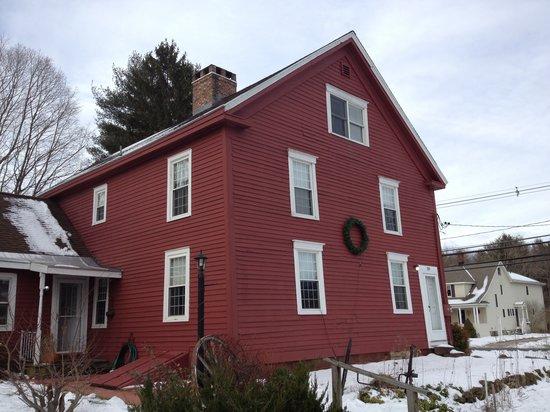 Captain Josiah Cowles Place: Exterior