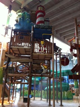 Blue Harbor Resort: waterpark