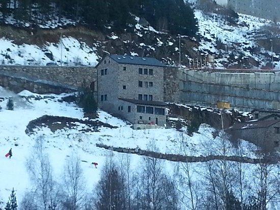 Hotel Roc de Sant Miquel: Edificio
