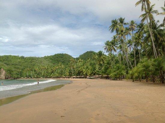 Posada Playa Medina: Playa Medina