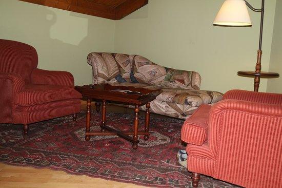 Sercotel Villa de Laguardia Hotel: Room