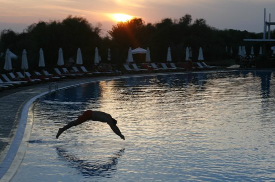 Rixos Premium Belek: The perfect sunset in Rixos