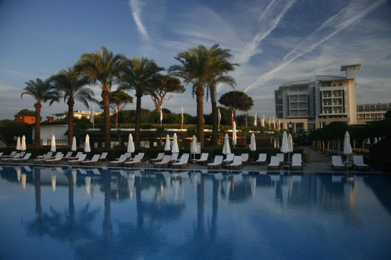 Rixos Premium Belek: Super morning!