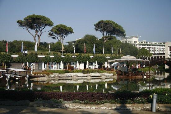 Rixos Premium Belek: Rixos Landscape