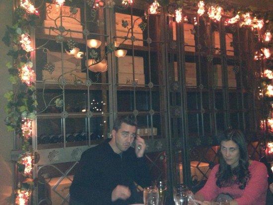 Giovanni's: Wine Room