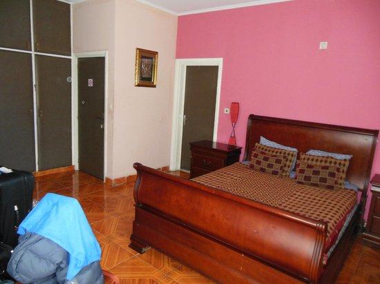 Nkita Lodge : Camera da letto