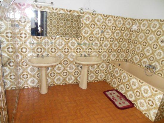Nkita Lodge : Bagno
