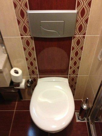 Raymond Blue Hotel: WC