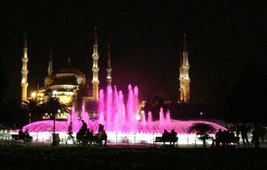 Raymond Blue Hotel: Mezquita Azul a 10 mins andando