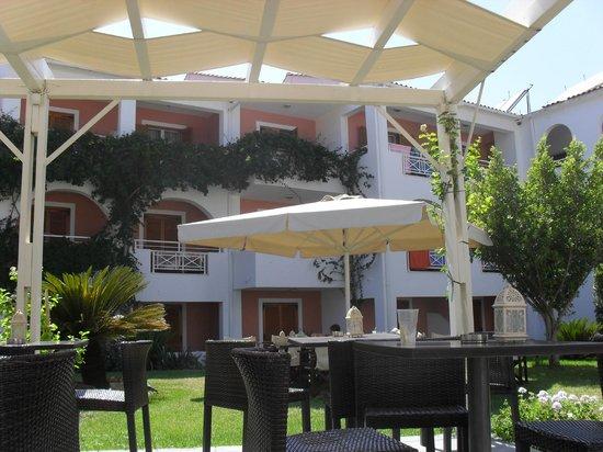 Bitzaro Palace Hotel: The hotel