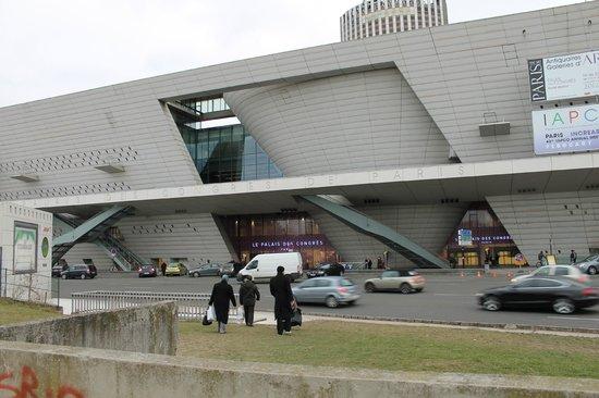 Palais des Congres de Paris