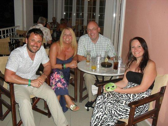 Bitzaro Palace Hotel: a fun dinner