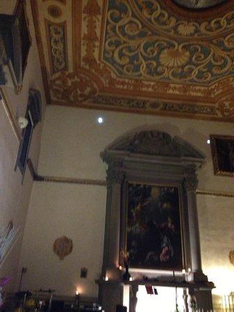 Hotel San Miniato: Chapel