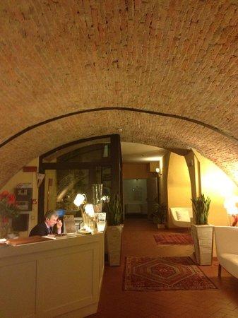 Hotel San Miniato: Lobby