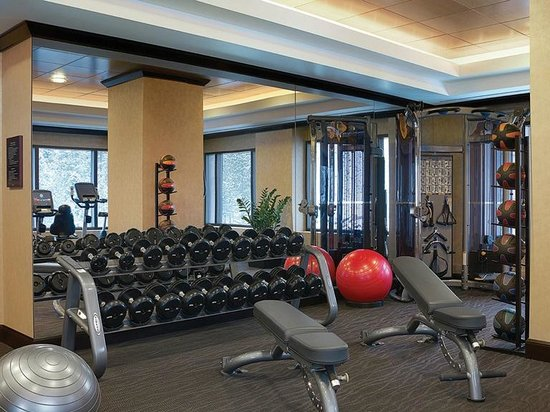 Ameristar Casino Black Hawk: Fitness Center