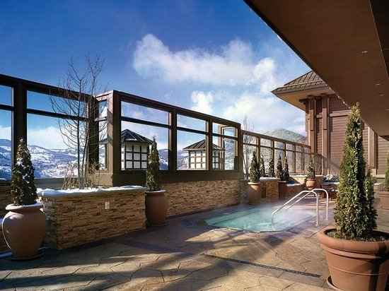 Ameristar Casino Black Hawk: Rooftop Hot Tub