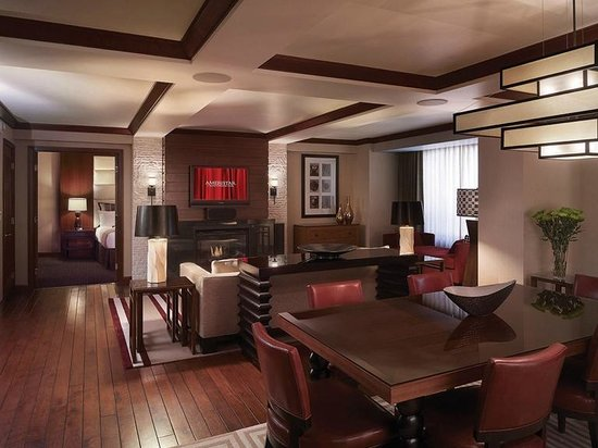 Ameristar Casino Black Hawk: Presidential Suite