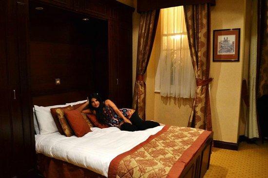 Grange Strathmore Hotel: Habitación doble