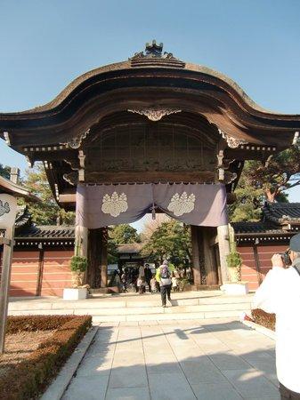Kuil Soji-ji: 向唐門