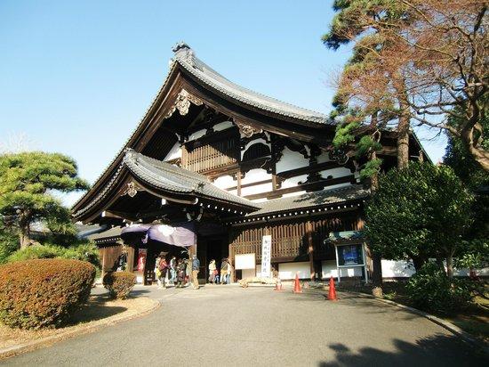 Soji-ji Temple: 香積台