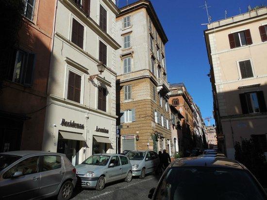 Residenza Leonina: hotel