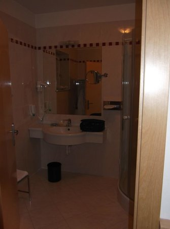 Hotel Eberle: il bagno
