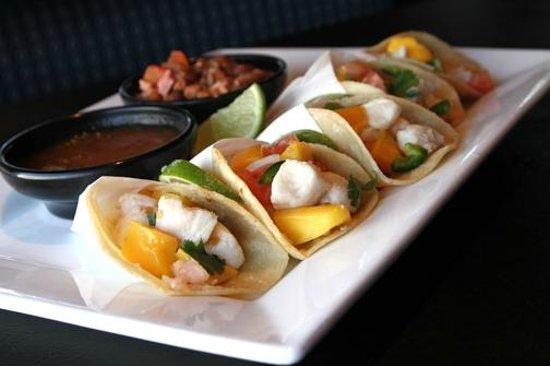 Guadalajara Cafe: Fish tacos