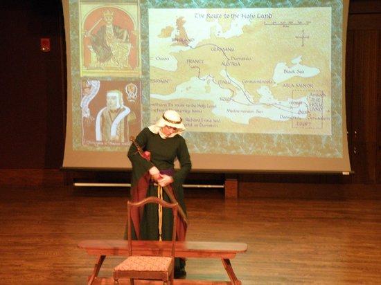 Frazier History Museum : Fantastic presentation