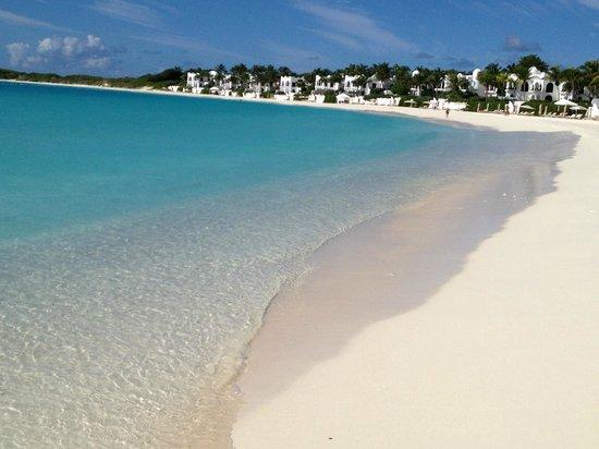Cap Juluca: la spiaggia