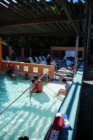 Avila Hot Springs Resort: Mineral Pool
