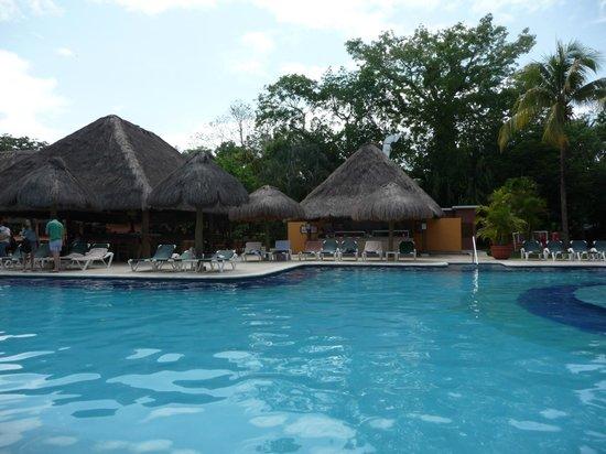 Hotel Riu Lupita: Piscine