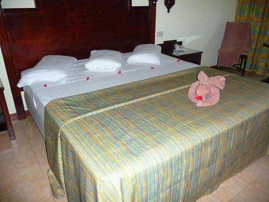 Hotel Riu Lupita: Chambre