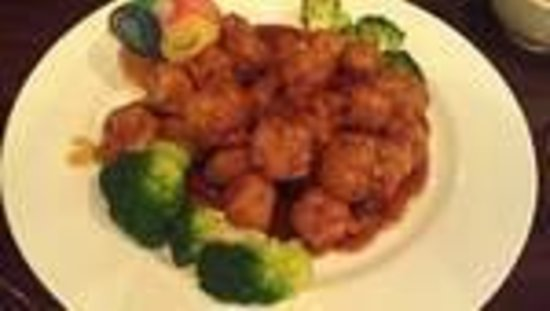 Four Leaves Asian Restaurant: General Tso's Chicken