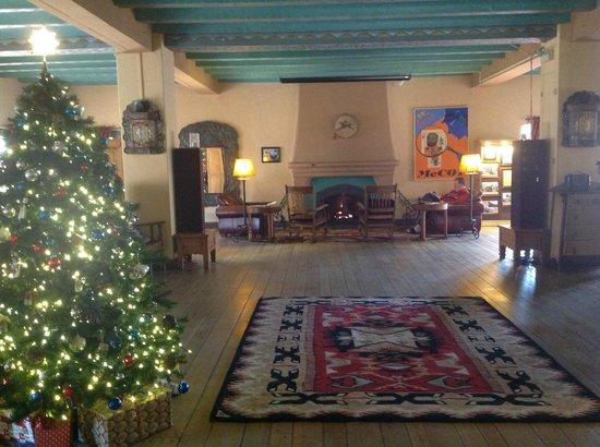 La Posada Hotel: The ballroom