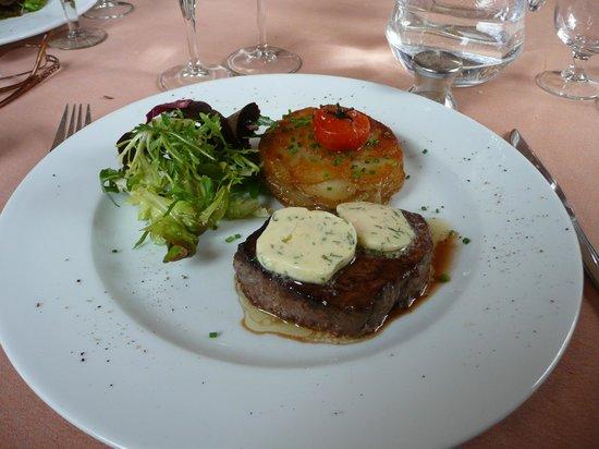 Tr s bon steak picture of le canape gif sur yvette for Le canape gif sur yvette