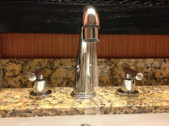 Hyatt Regency Phoenix: faucet